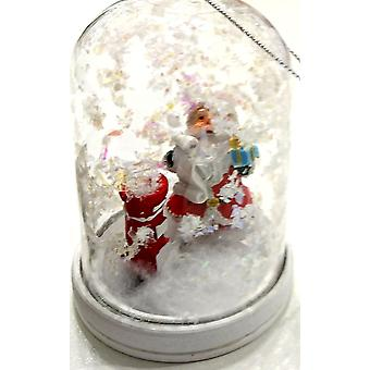 Artisanat de LilyPond & cadeaux Noël bombé décoration Santa & Pillar Box