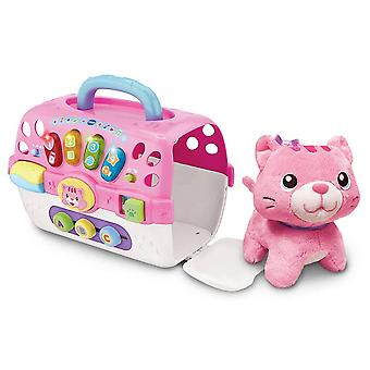VTech Cosy gattino Carrier