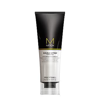 Paul Mitchell Mitch Double Hitter 2 in 1 250 ml