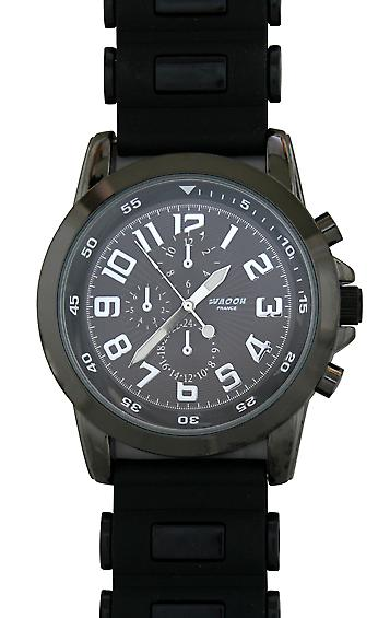 Waooh - klocka Waooh 162 - silikon armband