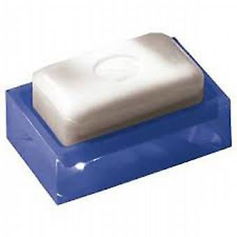 RA11 azul brillante plato de jabón arcoiris GEDY 05