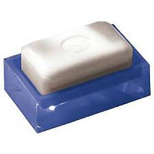 GEDY Rainbow Soap Dish glansiga blå RA11 05
