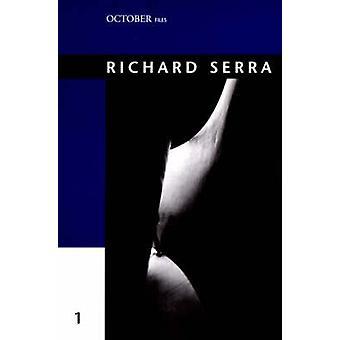 Richard Serra by Hal Foster - Hal Foster - Gordon Hughes - 9780262561