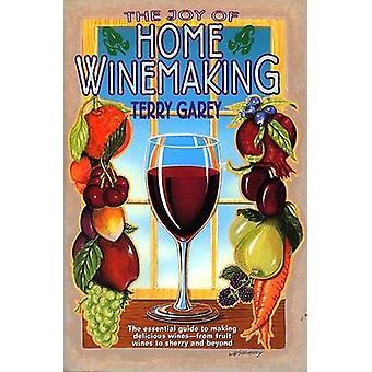 A alegria de fazer vinho em casa por Terry A. Garey - 9780380782277 livro
