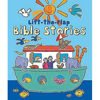 Lift-the-flap Bible Stories by Annabel Hudson - 9780745960913 Book