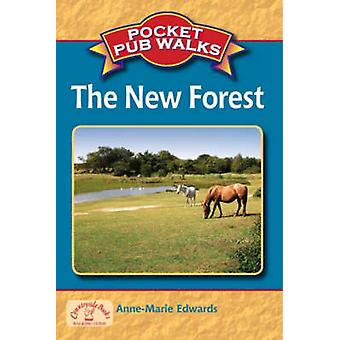 Pocket Pub Walks The New Forest by Anne-Marie Edwards - 9781846740206