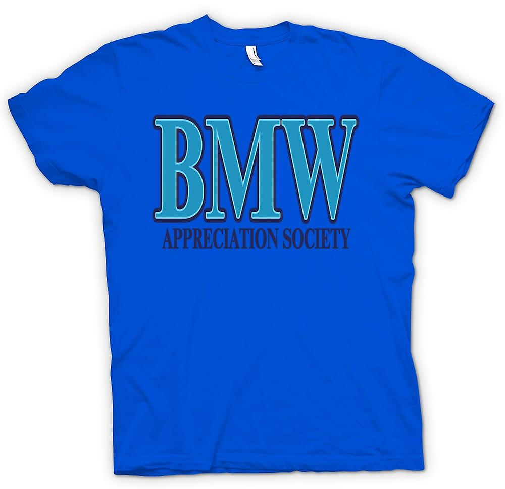 Mens T-shirt - BMW Appreciation Society
