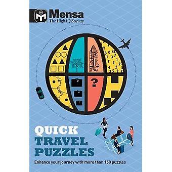 Mensa - Schnellreise Puzzles von Mensa - Schnellreise Rätsel - 97817873