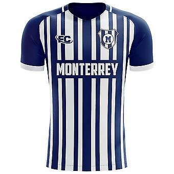 9be1ba1b7 2018-2019 Monterrey Fans Culture Home Concept Shirt