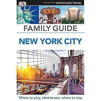 Family Guide New York City (DK�Eyewitness Travel Guide)