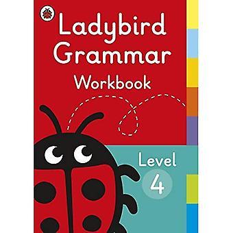 Coccinelle grammaire classeur niveau 4