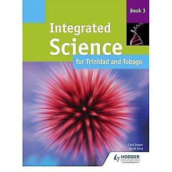 Ciência integrada para Trinidad e Tobago estudante livro 3