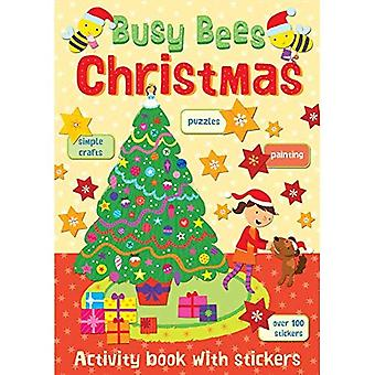 Busy Bees Christmas (Activity Book)