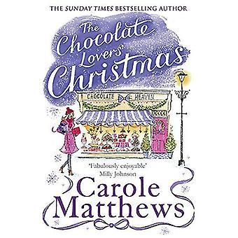 Natale gli amanti del cioccolato (gli amanti del cioccolato Club 3)