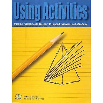 Using Activities from the
