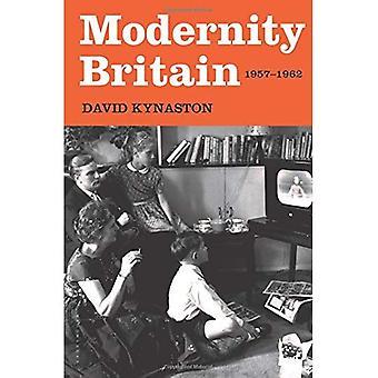 La Grande-Bretagne de modernité: 1957-1962