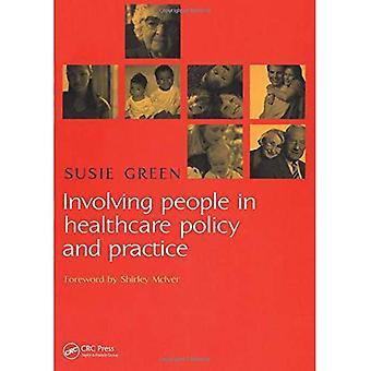 Personas que intervengan en la política sanitaria y práctica