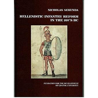 Hervorming van de Hellenistische infanterie in de 160s v.Chr.