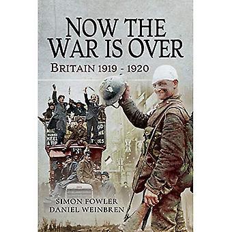 Nu kriget är över: Storbritannien 1919-1920
