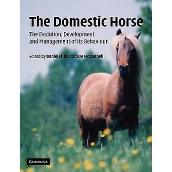 Domestic Horse by Daniel Mills