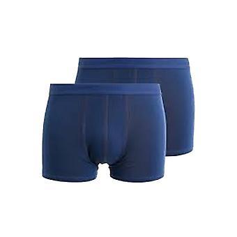 Sloggi Men 24/7 Short 2P 2 Pack Briefs Midnight Blue (00Tq) Cs