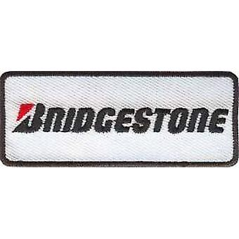 Bridgestone iron-on/sew-on cloth patch