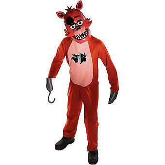 Five Nights at Freddy's Foxy Child Costume