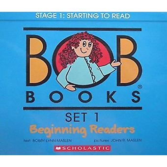 Bob Books First! by Bobby Lynn Maslen - John Maslen - 9780439845007 B