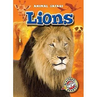 Lions by Derek Zobel - 9781600146084 Book