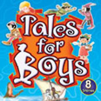 Tales for Boys by Sterling Publishers - 9788120772373 Book