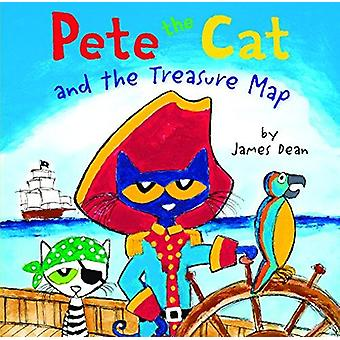 Pete the Cat and the Treasure Map by James Dean - James Dean - 978060