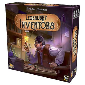 Legendary Inventors Card Game 2 to 5 Players