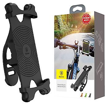 Baseus Miracle Bicycle Mount mobile holder bike carrier Black Universal
