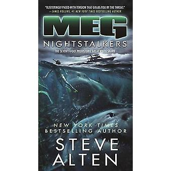 Meg - Nightstalkers by Steve Alten - 9780765387981 Book
