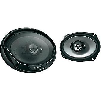 3 forma triaxial flush mount altavoz 400 W Kenwood KFC-E6965