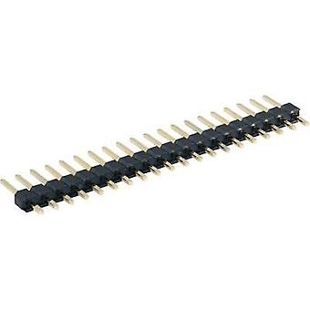 Pin strip (standard) No. of rows: 1 Pins per row: 36 BKL Electronic 10120511 1 pc(s)
