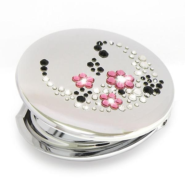 Pink pocket mirror ACSP-06.3
