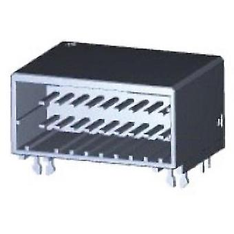 Built-in pin strip (precision) DYNAMIC 2000 Series Total number of pins 20 TE Connectivity 1376137-1 1 pc(s)