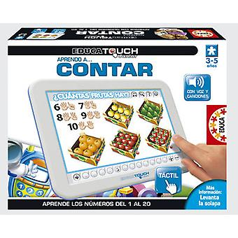 Educa A Touch Junior learn Counting (Toys , Educative And Creative , Mathematics)