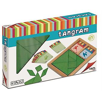 Cayro Wood Tangram Inf. (Spielzeuge , Brettspiele , Puzzles)