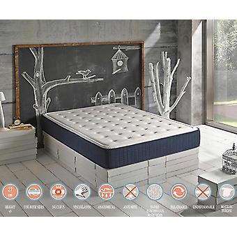 Viscoelastic luxury memory comfort mattress 150 x 200