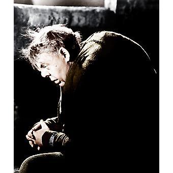 Ringeren i Notre Dame Charles Laughton 1939 fotoutskrift
