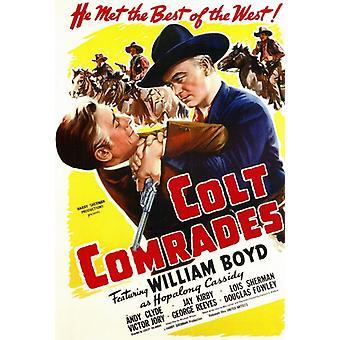 Colt kameraden Movie Poster Print (27 x 40)
