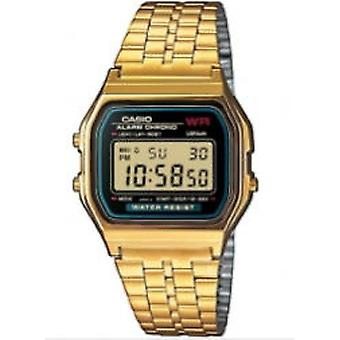 Casio Model A159WG-1 Vintage Chrono (Fashion accesories , Watches , Chronographs)