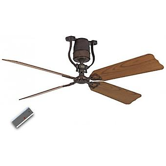 Ceiling Fan Roadhouse brown antique 152 cm / 60