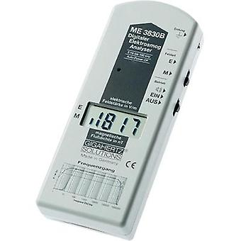 Gigahertz Solutions ME 3830B Low frequency (NF)-Analyser, Electric smog meter, 16 Hz - 100 kHz, 2dB (in accordance with