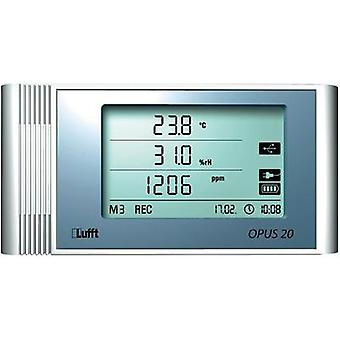 Lufft Opus20 TCO PoE-Versorgung LAN PoE-Power Supply Temperature, Humidity, CO2 Data Logger