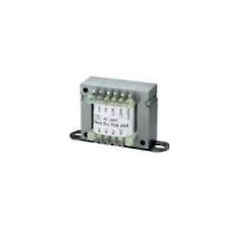 Tone frequency transformer Impedance: 4 - 16 Ω Primary voltage: 0,625-1.25-2.5-5.0-10 V