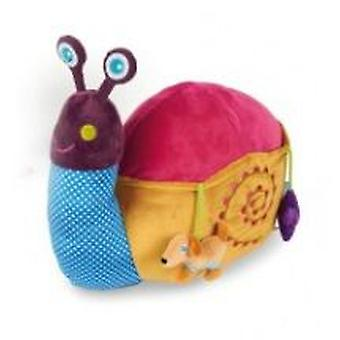 Oops Softy Friend Snail Soft Toys (Toys , Preschool , Dolls And Soft Toys)
