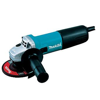 Makita 9557NBRX1 115mm amoladora con disco de diamante 110v